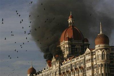 Hotel Taj Mahal.
