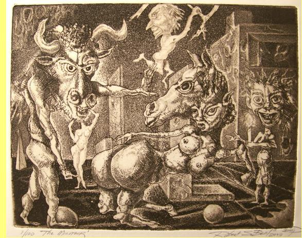Ilustração de Jacques de Beufort.