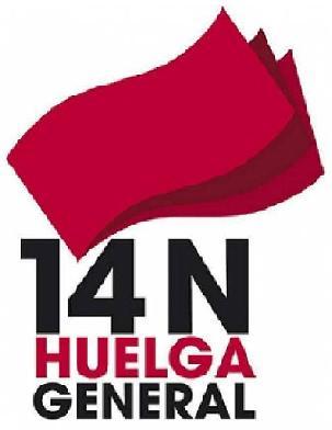 Greve Geral na Espanha, dia 14.