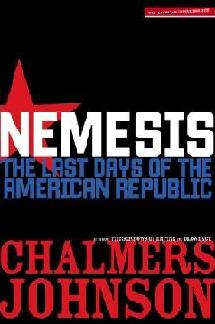 ''Nemesis: os últimos dias da república americana'.