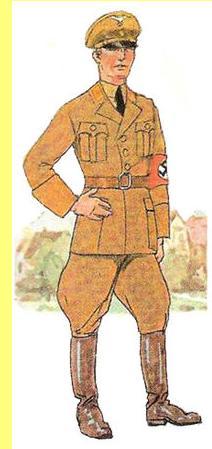 Gauleiter nazi.