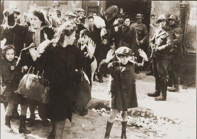 Gueto de Varsóvia, 1943.