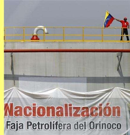 Contra a sabotagem, nacionalizações.