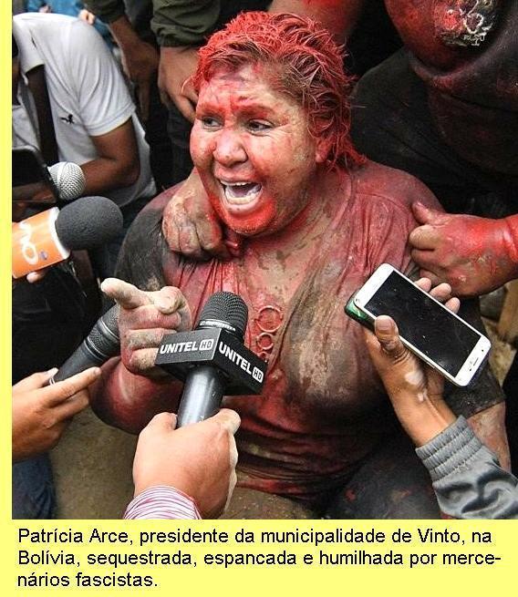 Patrícia Arce.