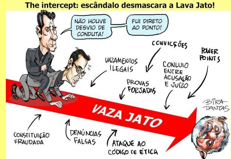 Cartoon de Bira Dantas.