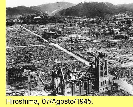 Hiroshima, 07/Agosto/1945.