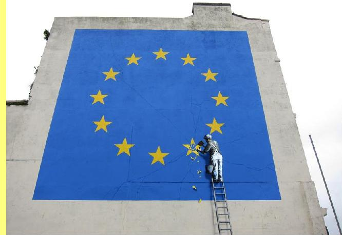 Cartoon de Banksy.