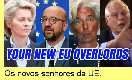 Os novos senhores da UE.