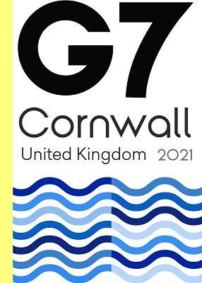 Logo do G7 de 2021.