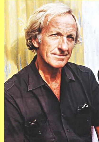 John Pilger.