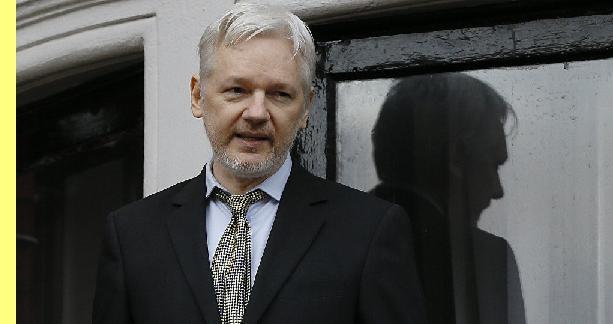 Julien Assange.