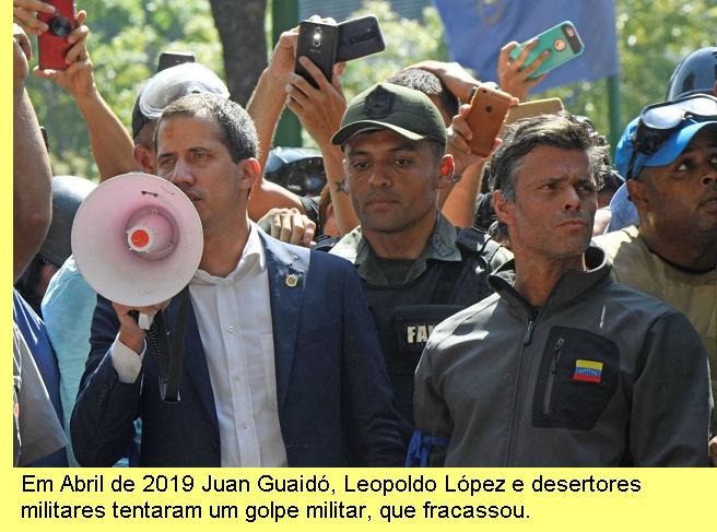 Guaidó & Leopoldo López.