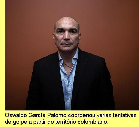 Oswaldo García Palomo.