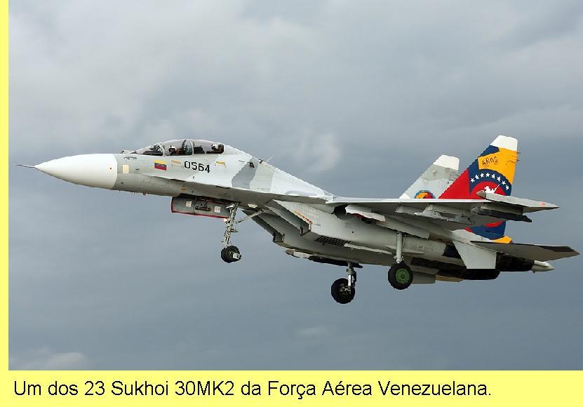 Sukhoi-30MK2.